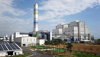 Dong-Hae ThermalPower Plant